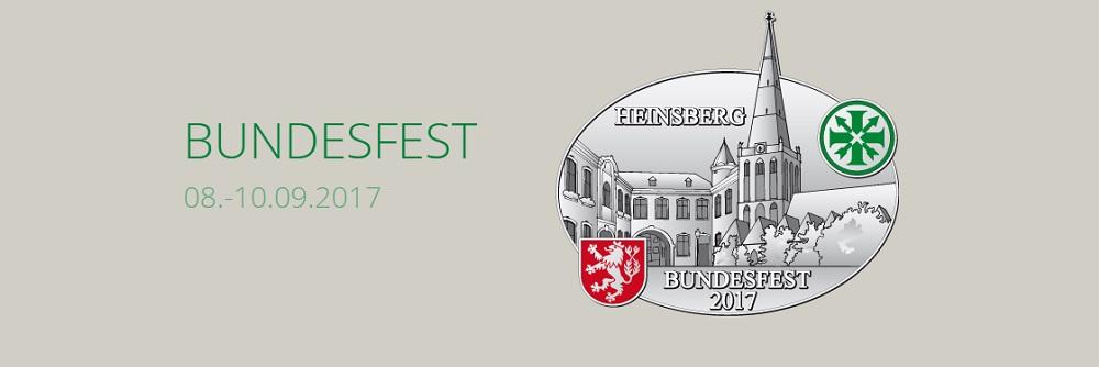 2017 07 16 Bundesfest Heinsberg