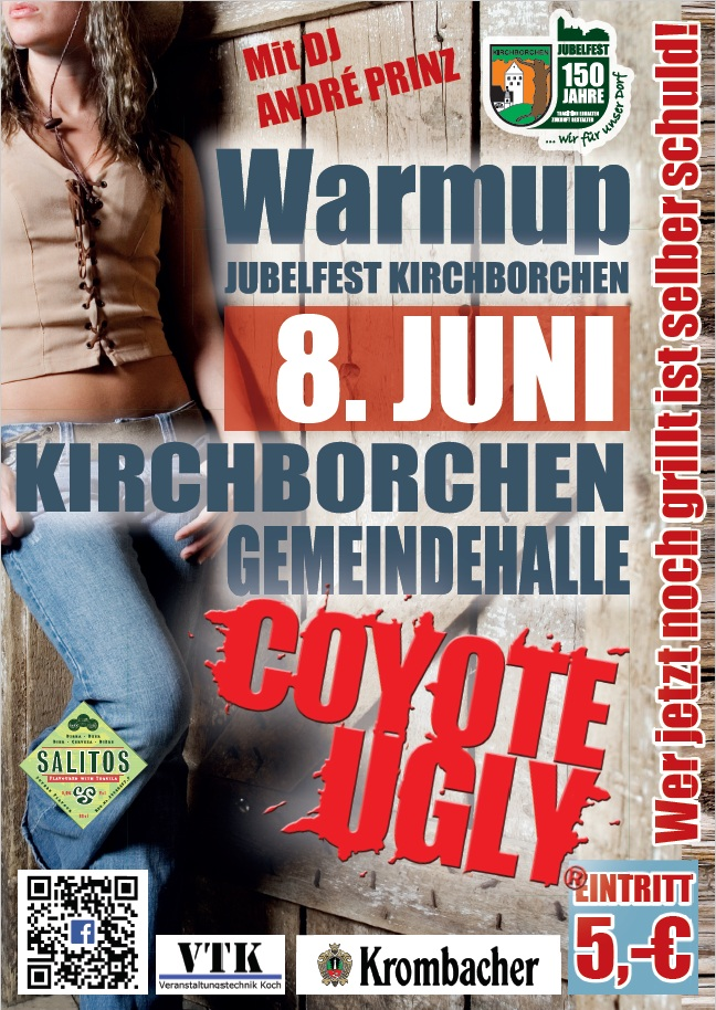 2018 05 09 Coyote Plakat