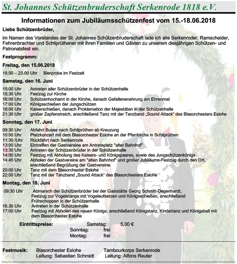 2018 06 13 Jubelfest Serkenrode