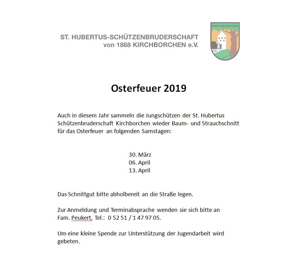 2019 03 25 Abholtermine
