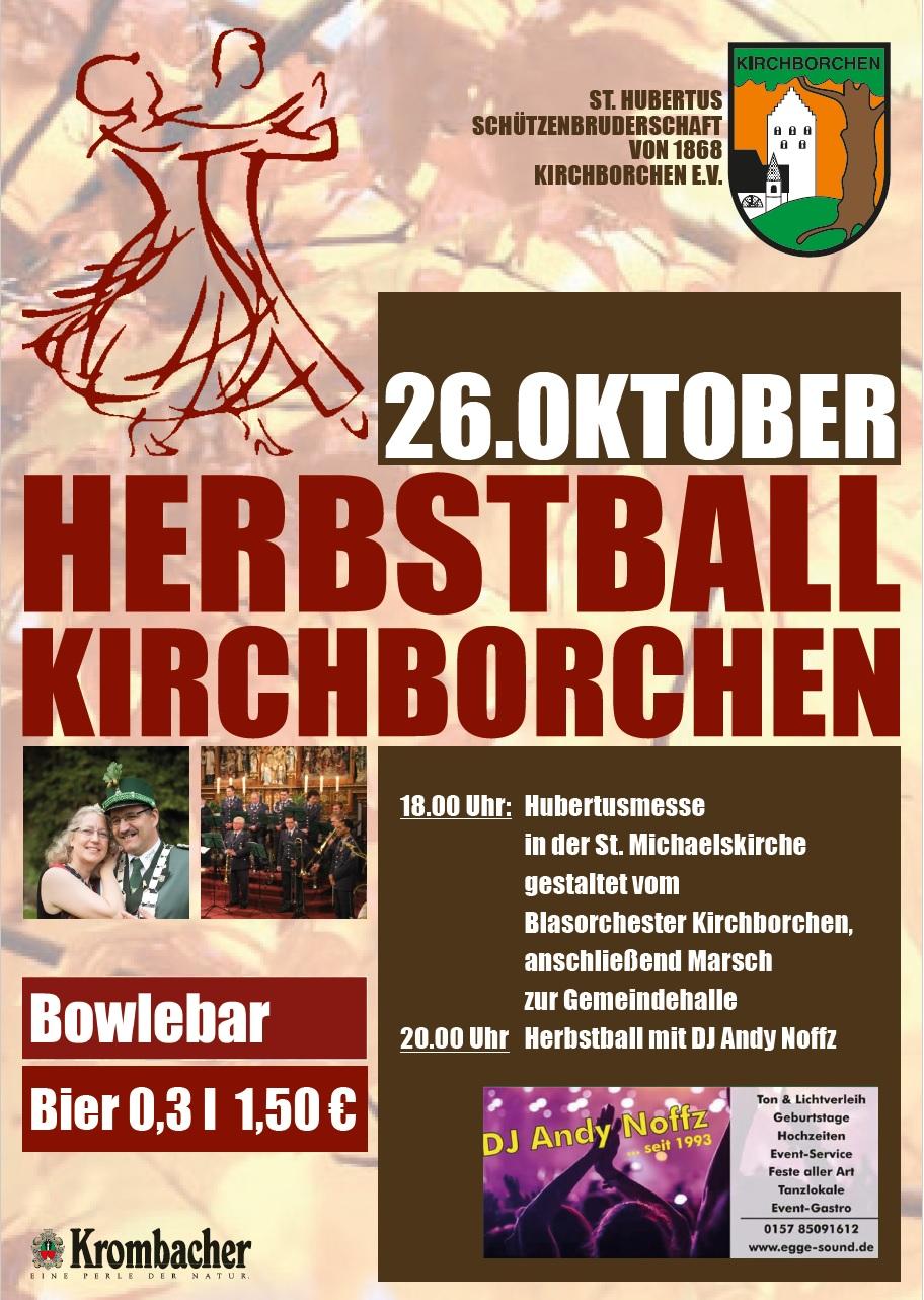 2019 10 12 Herbstball