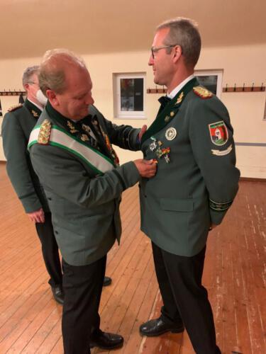 Mitgliederversammlung & Kommersabend 2021
